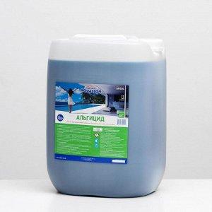 Альгицид Aqualeon непенящийся, 30 л (30 кг)
