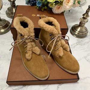 Ботинки Нат.замша,внутри нат.мех овчина