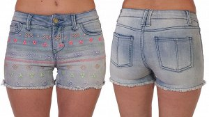 Джинсовые женские шорты