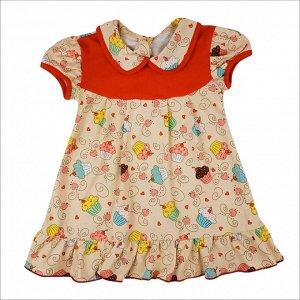 Платье 724/75 (пироженки)