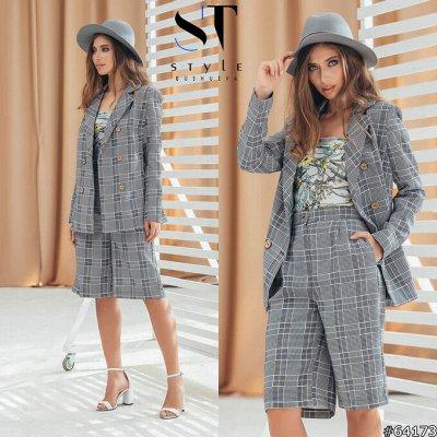 ❤《Одежда SТ-Style》Красивые наряды! Готовимся к Новому Году! — Костюмы с шортами — Одежда
