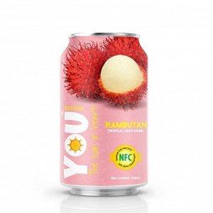 You Vietnam тропический напиток с соком Рамбутана