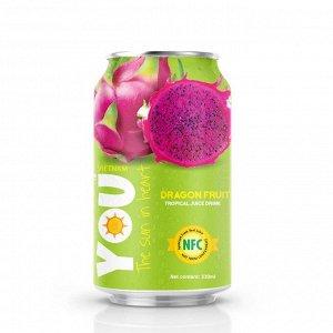 You Vietnam тропический напиток с соком Питахайи