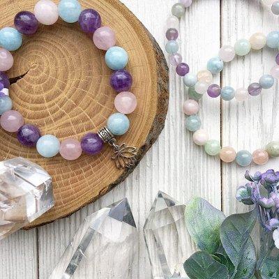 Самоцветы - браслеты из натуральных камней — Сюда добавляю ваши заказы с сайта — Бижутерия