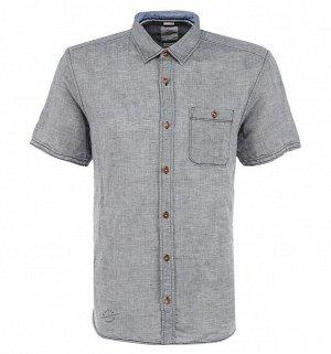 Рубашка Старая цена 455 рублей! Рубашка для мальчика Цвет серый  Материал Хлопок