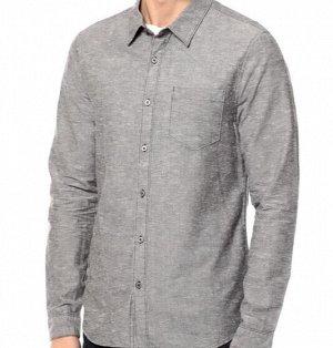 Рубашка Старая цена 555 рублей! Рубашка для мальчика Цвет серый  Материал Хлопок