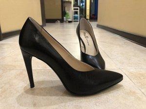 ФруИт! Туфли чёрная кожа. СКИДКА!