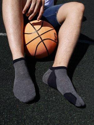 Teatro / Мужские носки укороченные, из экологичного хлопка. Носки на каждый день, носки для занятий спортом