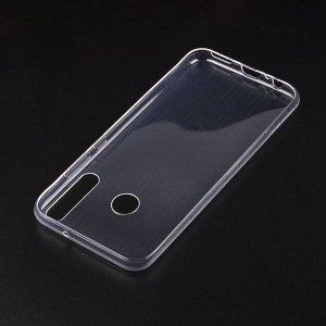 Силиконовый чехол для Huawei P40 Lite E, 1 мм, арт.008291-1