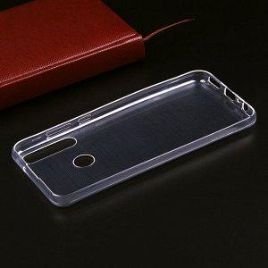Силиконовый чехол для Huawei Y6p, 1 мм, арт.008291-1