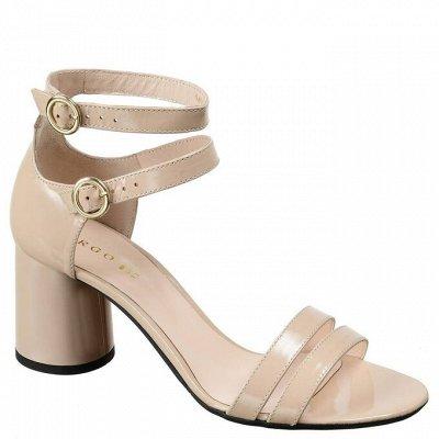 Красивые ножки-2. Натуральная кожа без рядов! — Босоножки на каблуке — Без каблука