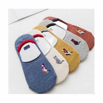 Носки,футболки  для всей семьи  — Следки,носки  женские капроновые — Носки