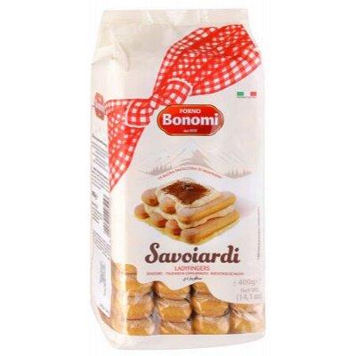 """Савоярди!Mutti .Масло оливков. Италия!Продукты из Испании.   — Кондитерские изделия """"Bonomi"""" — Вафли и печенье"""