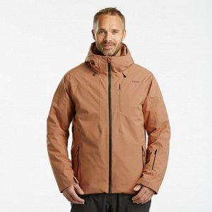 Куртка лыжная для трассового катания мужская 500 camel wedze