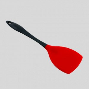 Силиконовая лопатка №50 красная