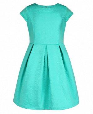 Бирюзовое платье для девочки 78349-ДЛ18