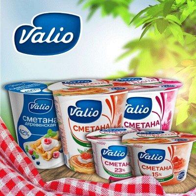 Молоко! Сыр! Масло! VALIO - лучшее по-фински! — Сметана — Сметана и творог
