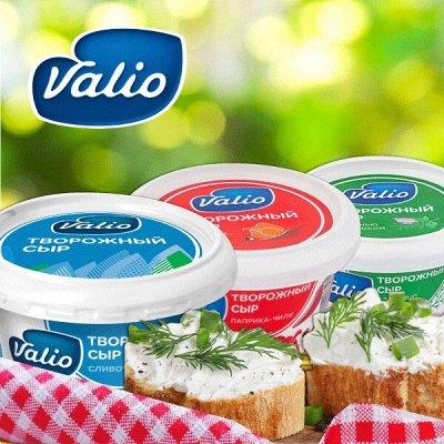Молоко! Сыр! Масло! VALIO - лучшее по-фински! — Сыр творожный — Сыры