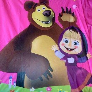 Дождевик Маша и медведь
