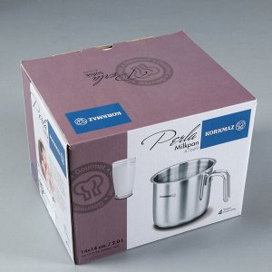 Молочник Perla, 2 л, 14?14 см