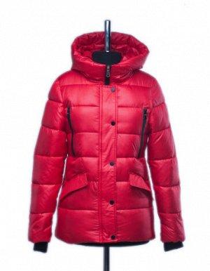 Куртка д/с Куртка демисезонная с капюшоном .  Длина по спине : 65 см. Длина рукава : 64 см. Ткань курточная. Подкладка : Полиэстер. Утеплитель : Синтепон. Вид застежки : Молния : кнопки. Опции капюшон