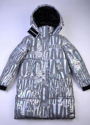20181-S Пальто для девочки Anernuo