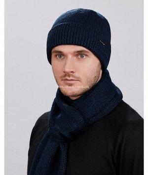 5541 флис (шапка+шарф) Комплект