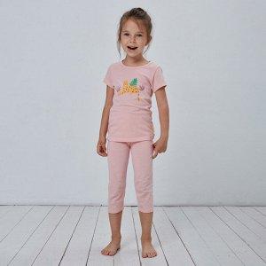 Пижама для девочки, розовый