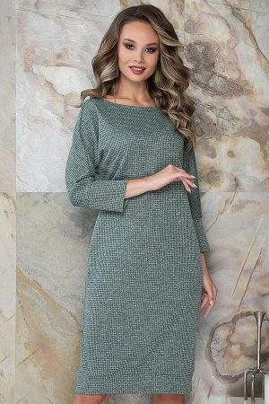 Платье тьерри (грин)