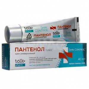 Крем д/лица TOLK pharm Пантенол 40 мл /48/ 2498
