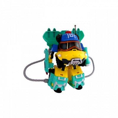 Самые популярные мультяшные игрушки_Быстрая! — ПолиРобокар — Игрушки и игры