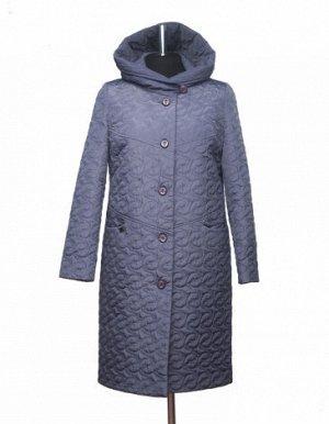 Пальто Пальто прямого силуэта , с капюшоном . Длина по спине :99 см. Длина рукава : 64 см. Ткань : Курточная. Утеплитель : Синтепон ( 200 ). Подкладка : Полиэстер. Вид застежки : Пуговицы. Карманы : П