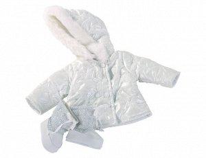Зимняя куртка и сапоги, 45-50 см