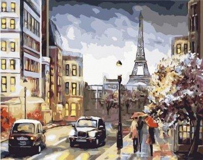 Хобби и творчество. Мегавыбор! Низкие цены! — Пейзажи, города - Картины по номерам Paintboy (40х50) — Живопись по номерам