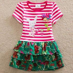 Платье Состав - 100% - Хлопок!!! Размер соответствует указанному в скобке