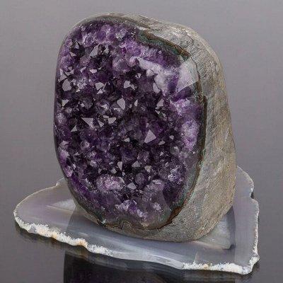 Самоцветы-кулоны из натурального камня — ЖЕОДЫ МИНЕРАЛОВ — Бижутерия