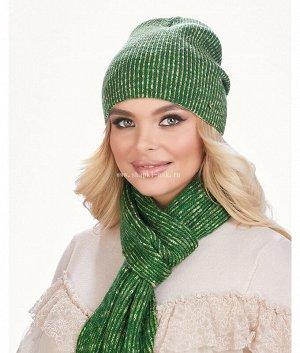 893123 (колпак+шарф) Комплект
