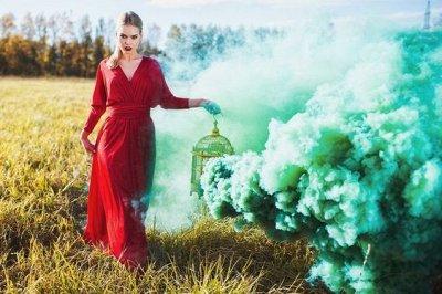 Скидка 3 дня! ЦВЕТНОЙ дым для креативных ФОТО!+ NEW — ЦВЕТНОЙ дым для супер ФОТО! Успеть осенью! — Украшения для интерьера