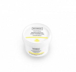 ECOBOX Натуральный тоник - гель для всех типов кожи Ромашка