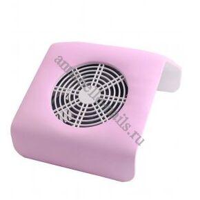 Настольный пылесос для маникюра 30W, Розовый