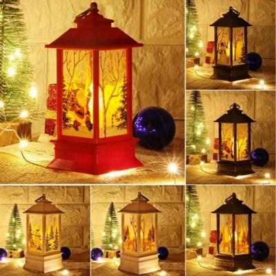 🎄Предзаказ! Новогодние Чудеса Уже Близко! 🎄 — Рождественские Фонарики! — Украшения для интерьера