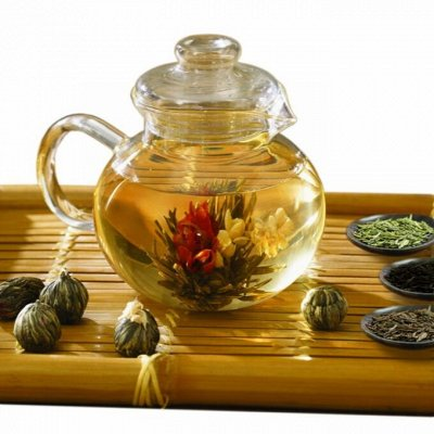 Огромный выбор чая и кофе на любой вкус — Связанный чай — Чай