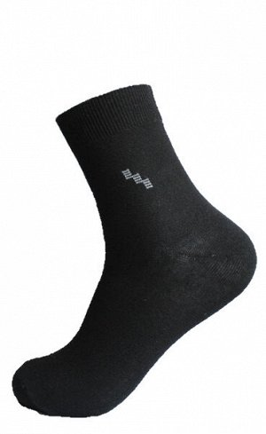 C18 носки мужские, черные (10 шт)