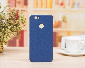 Синий. Чехол силиконовый Meizu