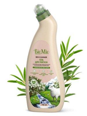 BIO-TOILET CLEANER Экологичное чистящее средство для унитаза Чайное дерево