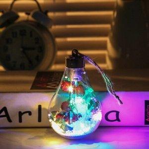 Игрушка на елку LED