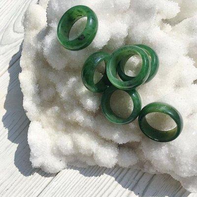 Самоцветы - браслеты из натуральных камней — Кольца — Кольца бижутерия