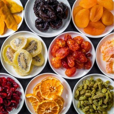 Экспресс! Орешки! Манго! Кокос! Папайя! Вкусно и полезно! — Вяленые фрукты! — Сухофрукты
