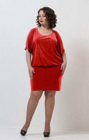 Платье Состав — вискоза 66%, полиэстер 29%, эластан 5% Длина — 97. Оригинальное платье с эффектом узкой юбки и объемного, с напуском верха.