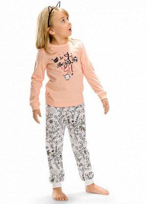 """Пижама для девочек """"Я звезда! я!"""""""